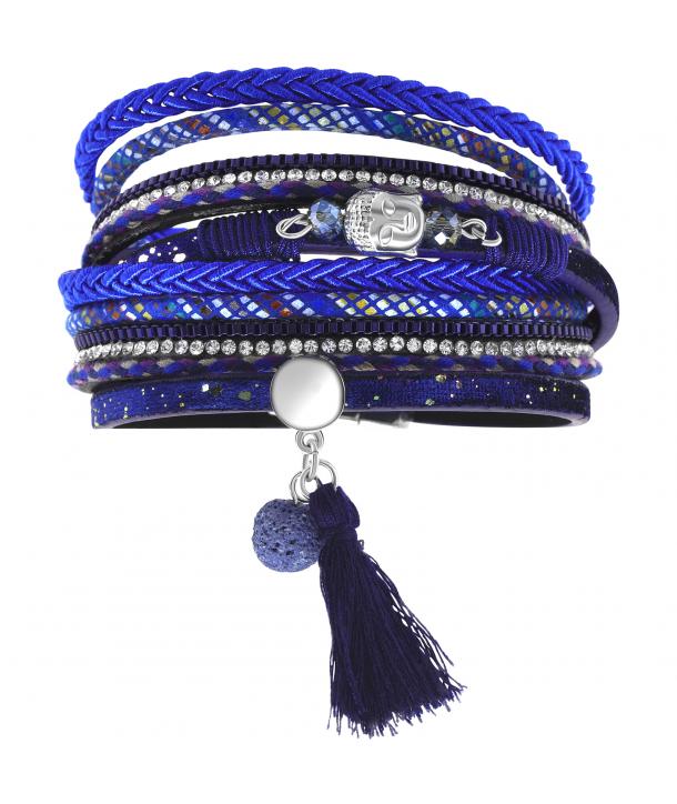 BRACELET - NIRVANA BLUE