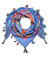 FOULARD - NALLAMA BLUE