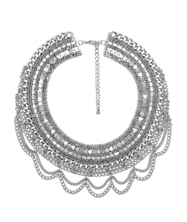 COLLIER - MOJAVES SILVER