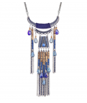 COLLIER - PAMPA BLUE