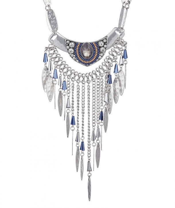 COLLIER - ELREAL SILVER