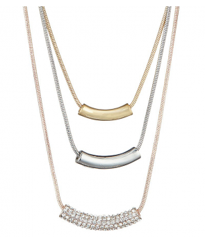 COLLIER - HORIZONTE ALL GOLD