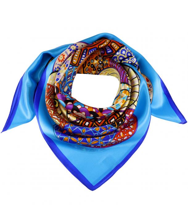 FOULARD - LOCURA BLUE