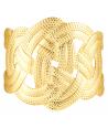 BRACELET - SNAKE GOLD