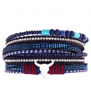 BRACELET - TORERO BLUE