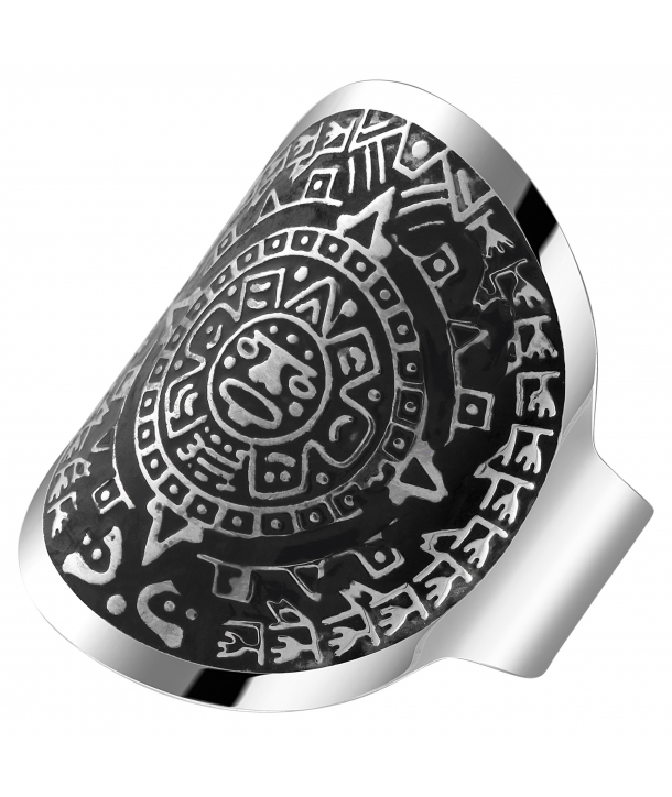 BAGUE - CODEX SILVER