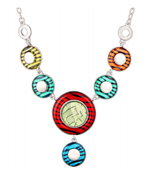 COLLIER - MURANAL COLOR