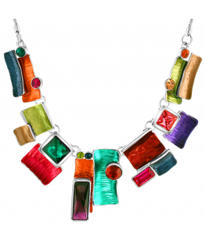 COLLIER - MOUNTOS COLOR