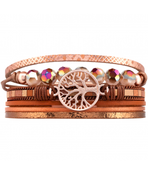 BRACELET - NATURA FORESTA COPPER