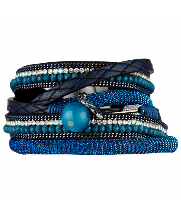 BRACELET - ARROWAS NIGHT BLUE