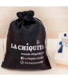 BOUCLES D'OREILLES - KALUANO SPRING COLOR GOLD - pendantes cristal pompons et plumes dorées rose et bleu