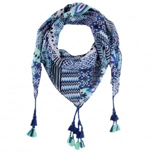 FOULARD - MEYAPRAYA BLUE